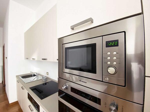 Appartamento in affitto a Milano, Arredato, con giardino, 40 mq - Foto 4