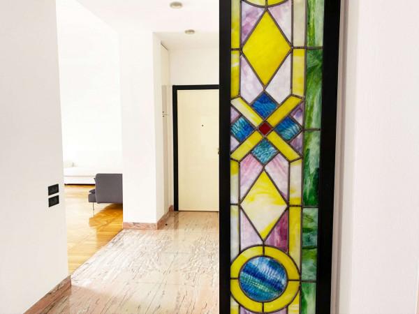 Appartamento in affitto a Milano, Navigli - Corso Genova - S. Ambrogio, Con giardino, 100 mq - Foto 6