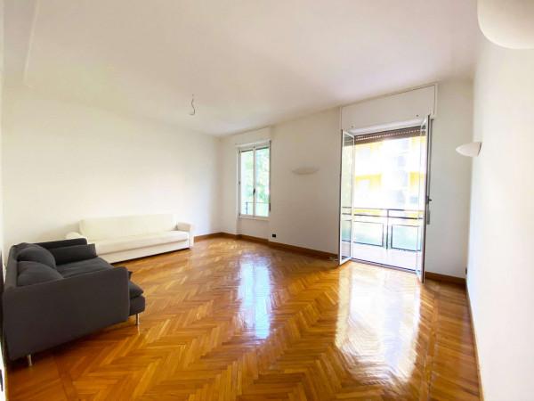 Appartamento in affitto a Milano, Navigli - Corso Genova - S. Ambrogio, Con giardino, 100 mq
