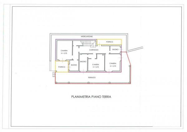 Villa in vendita a Chiavari, Residenziale, Con giardino, 300 mq - Foto 4