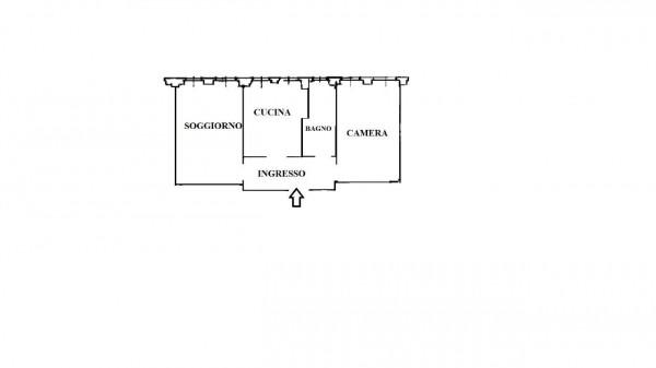 Appartamento in vendita a Milano, Zavattari, 65 mq - Foto 2