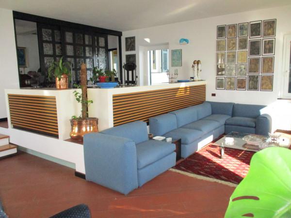 Villa in vendita a Zoagli, Con giardino, 670 mq - Foto 8