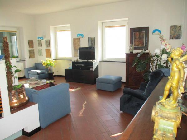 Villa in vendita a Zoagli, Con giardino, 670 mq - Foto 9