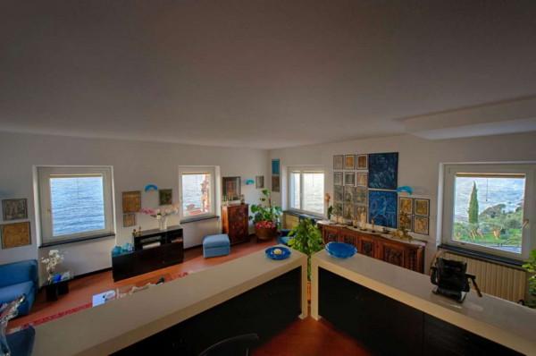 Villa in vendita a Zoagli, Con giardino, 670 mq - Foto 10