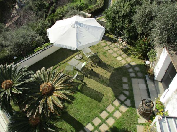 Villa in vendita a Zoagli, Con giardino, 670 mq - Foto 13