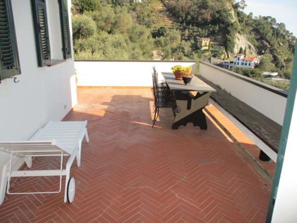 Villa in vendita a Zoagli, Con giardino, 670 mq - Foto 14