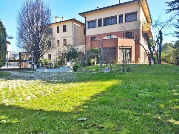 Appartamento in vendita a Città di Castello, Limitrofo Centro Storico, Con giardino, 510 mq - Foto 39