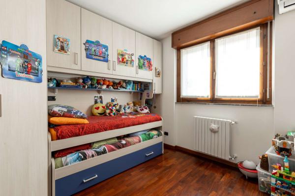 Appartamento in vendita a Milano, Ripamonti, Con giardino, 100 mq - Foto 15