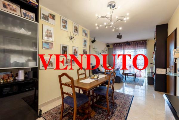 Appartamento in vendita a Milano, Ripamonti, Con giardino, 100 mq