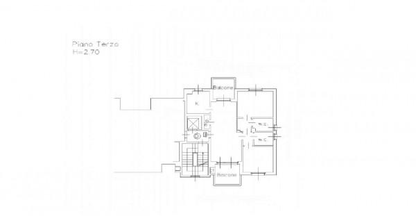 Appartamento in vendita a Milano, Ripamonti, Con giardino, 100 mq - Foto 2
