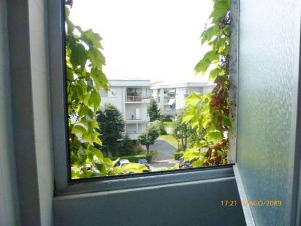 Appartamento in vendita a Torino, Parella, Arredato, con giardino, 38 mq - Foto 5