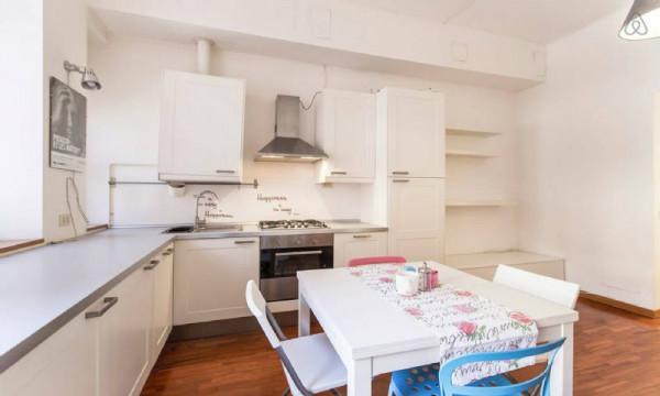 Appartamento in affitto a Milano, De Angeli, Arredato, con giardino, 50 mq - Foto 6