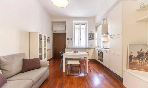 Appartamento in affitto a Milano, De Angeli, Arredato, con giardino, 50 mq