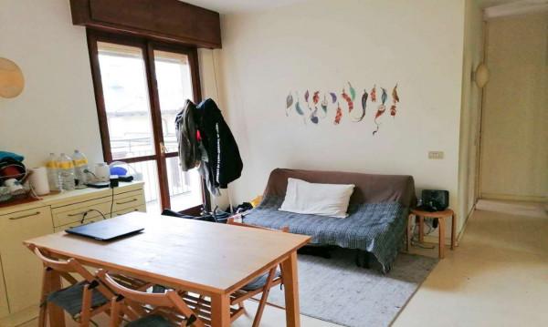 Appartamento in affitto a Milano, Sempione, Arredato, 55 mq