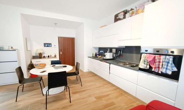 Appartamento in affitto a Milano, Maggiolina, Arredato, 50 mq