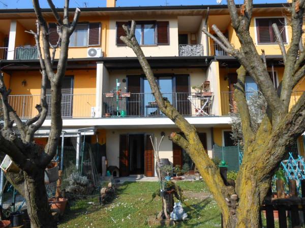Villa in vendita a Agnadello, Residenziale, Con giardino, 185 mq - Foto 65
