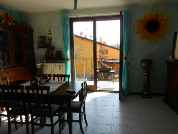 Villa in vendita a Agnadello, Residenziale, Con giardino, 185 mq - Foto 63