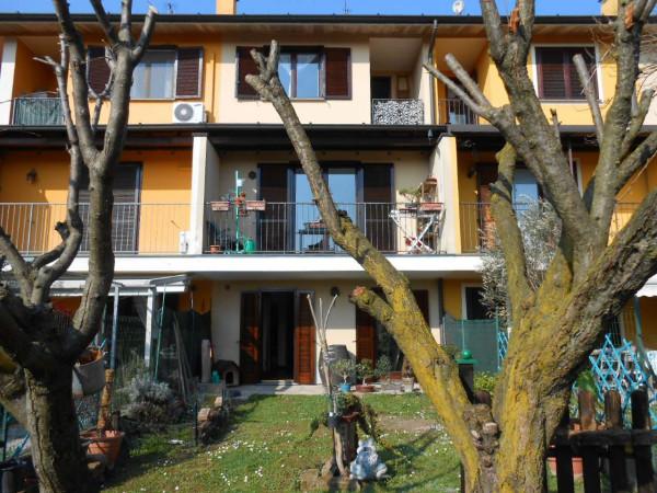 Villa in vendita a Agnadello, Residenziale, Con giardino, 185 mq - Foto 46