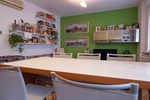 Appartamento in vendita a Sesto San Giovanni, Rondò, Con giardino, 100 mq - Foto 16
