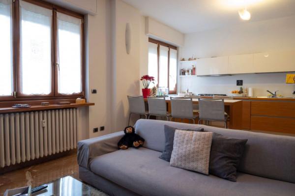 Appartamento in vendita a Sesto San Giovanni, Rondò, Con giardino, 100 mq - Foto 14
