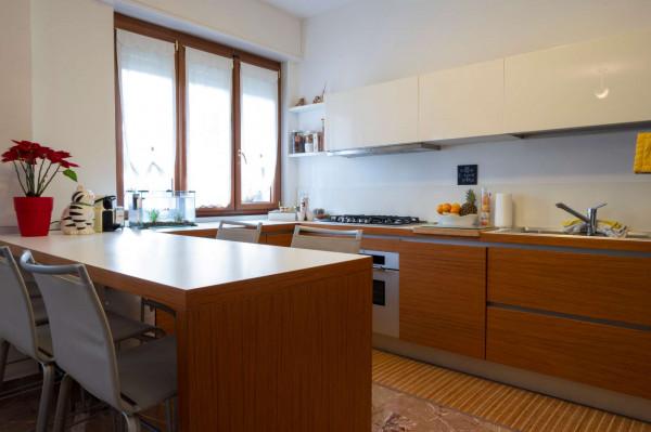 Appartamento in vendita a Sesto San Giovanni, Rondò, Con giardino, 100 mq - Foto 12