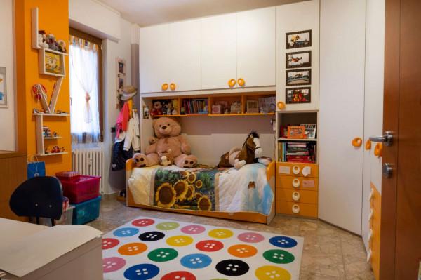 Appartamento in vendita a Sesto San Giovanni, Rondò, Con giardino, 100 mq - Foto 9