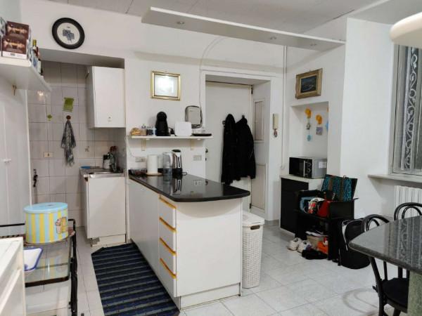 Appartamento in affitto a Milano, Crocetta, Arredato, 50 mq
