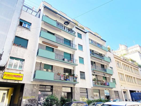 Appartamento in affitto a Milano, Porta Venezia, Arredato, 45 mq