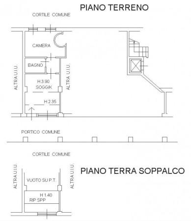 Appartamento in affitto a Milano, Ripamonti, Arredato, con giardino, 45 mq - Foto 6