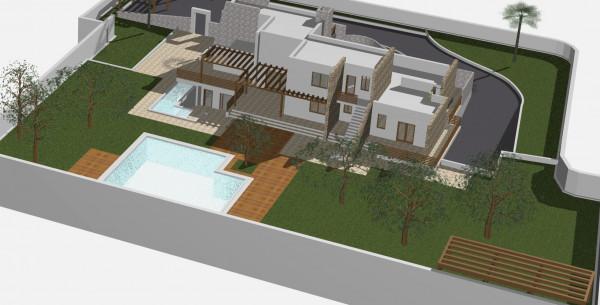 Villa in vendita a Lecce, Monteroni, Con giardino, 250 mq - Foto 5