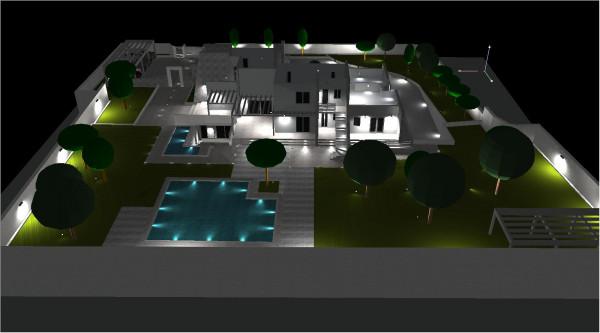 Villa in vendita a Lecce, Monteroni, Con giardino, 250 mq - Foto 3