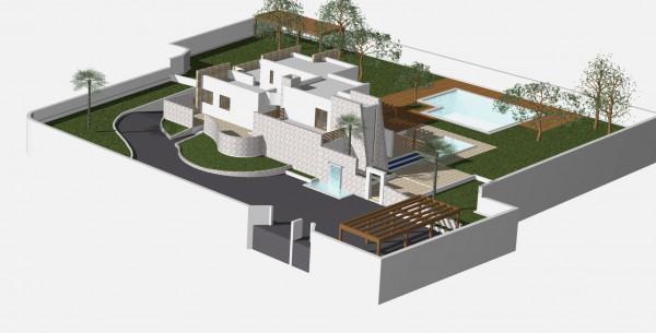 Villa in vendita a Lecce, Monteroni, Con giardino, 250 mq - Foto 6
