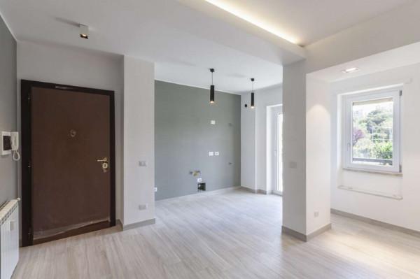 Appartamento in vendita a Roma, Eur Torrino, Con giardino, 50 mq