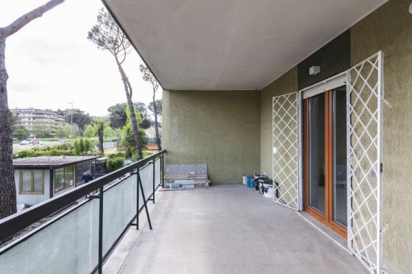 Appartamento in vendita a Roma, Eur Torrino, Con giardino, 50 mq - Foto 3