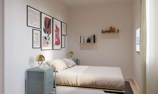 Appartamento in vendita a Milano, Porta Venezia, 50 mq - Foto 6