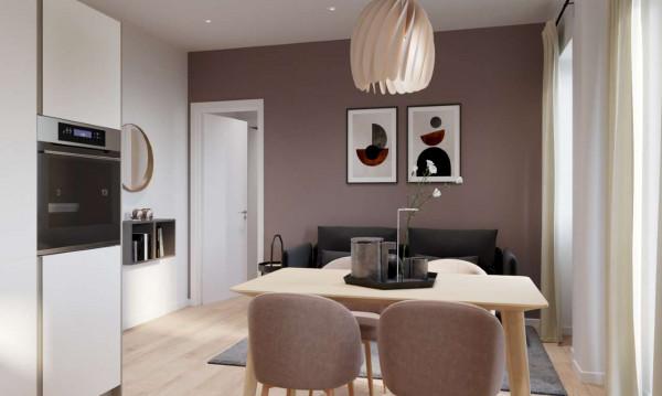 Appartamento in vendita a Milano, Porta Venezia, 50 mq - Foto 8