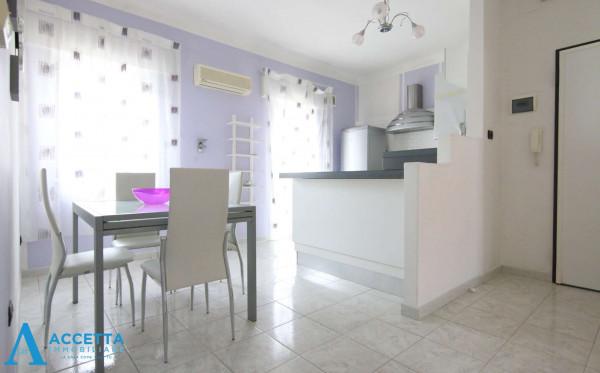 Appartamento in vendita a San Giorgio Ionico, Arredato, 96 mq - Foto 12