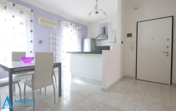 Appartamento in vendita a San Giorgio Ionico, Arredato, 96 mq - Foto 3