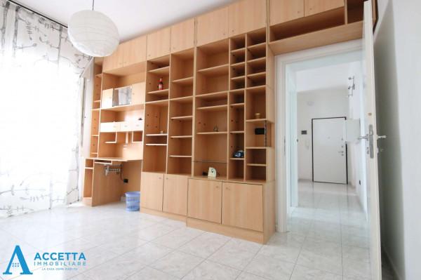 Appartamento in vendita a San Giorgio Ionico, Arredato, 96 mq - Foto 5