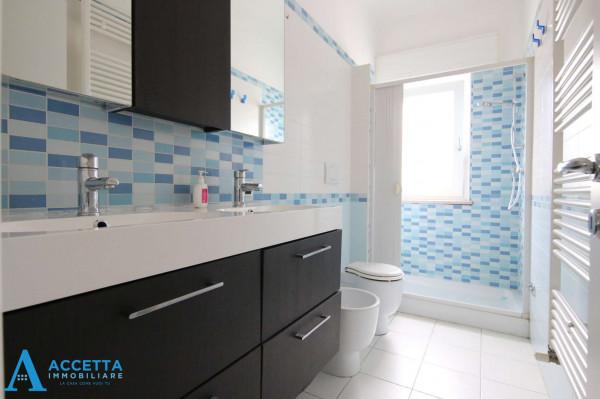 Appartamento in vendita a San Giorgio Ionico, Arredato, 96 mq - Foto 8