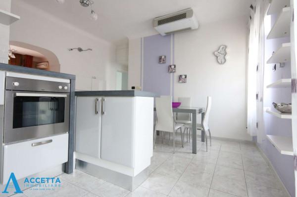 Appartamento in vendita a San Giorgio Ionico, Arredato, 96 mq - Foto 14