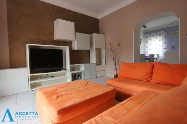 Appartamento in vendita a San Giorgio Ionico, Arredato, 96 mq - Foto 18