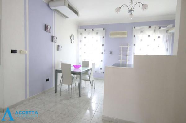 Appartamento in vendita a San Giorgio Ionico, Arredato, 96 mq - Foto 16