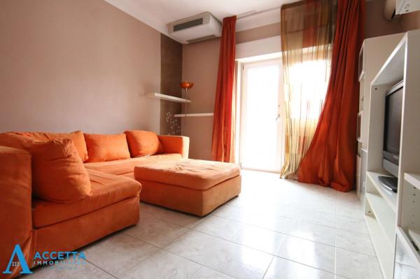 Appartamento in vendita a San Giorgio Ionico, Arredato, 96 mq - Foto 4