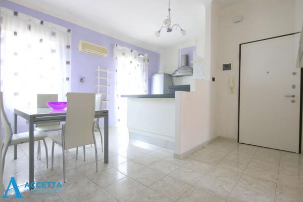 Appartamento in vendita a San Giorgio Ionico, Arredato, 96 mq - Foto 1