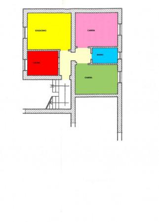 Appartamento in vendita a Spino d'Adda, Residenziale, Con giardino, 90 mq - Foto 2