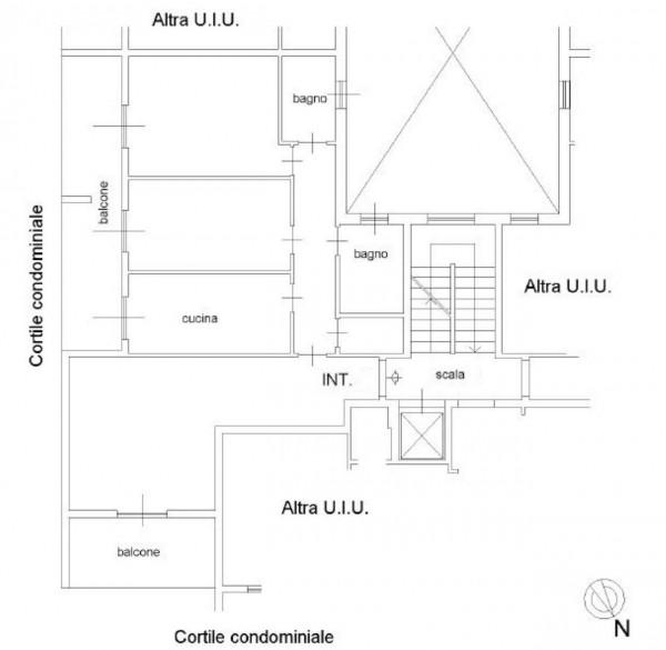 Appartamento in vendita a Roma, Eur Torrino, Con giardino, 95 mq - Foto 2