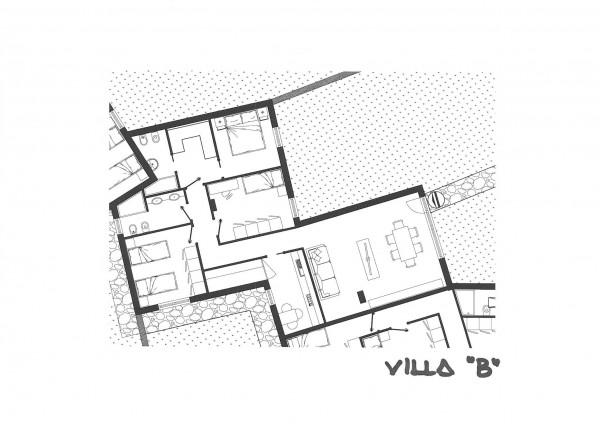 Villetta a schiera in vendita a Potenza Picena, Spinnaker, Con giardino, 116 mq