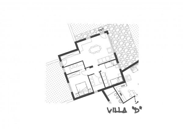 Villetta a schiera in vendita a Potenza Picena, Spinnaker, Con giardino, 80 mq