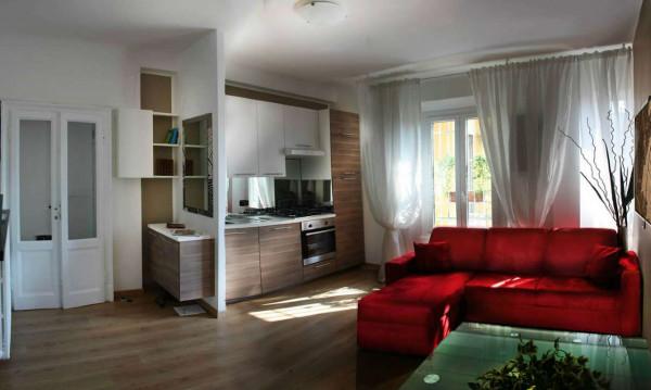 Appartamento in affitto a Milano, Certosa, Arredato, 48 mq